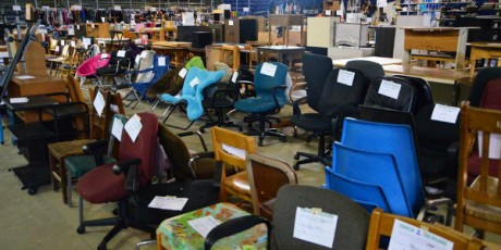 PLAN Auction Chairs Photo